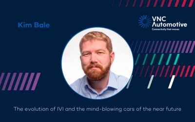 Webinar: The evolution of IVI and the mind-blowing cars of the near future
